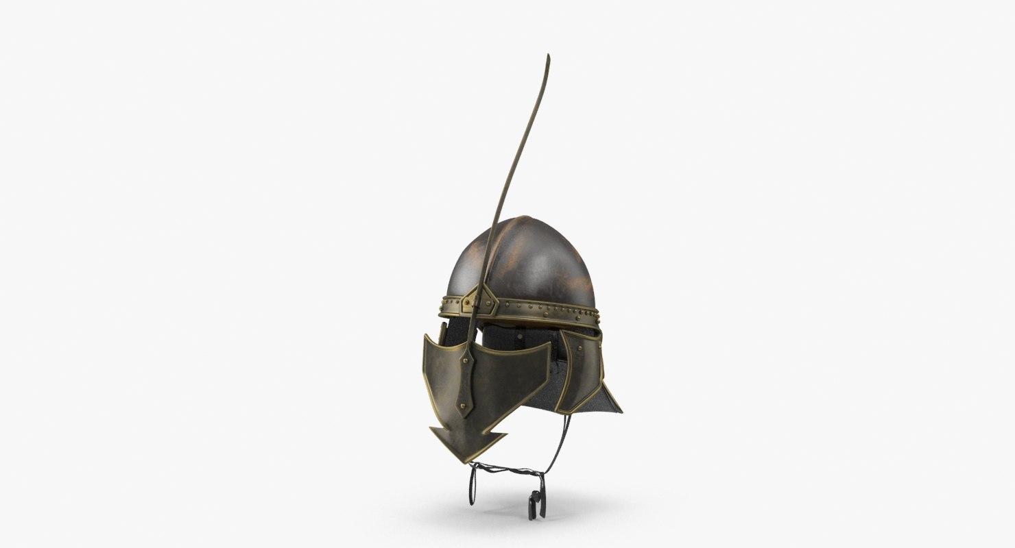 unsullied armor helmet max