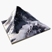max snowy mountain
