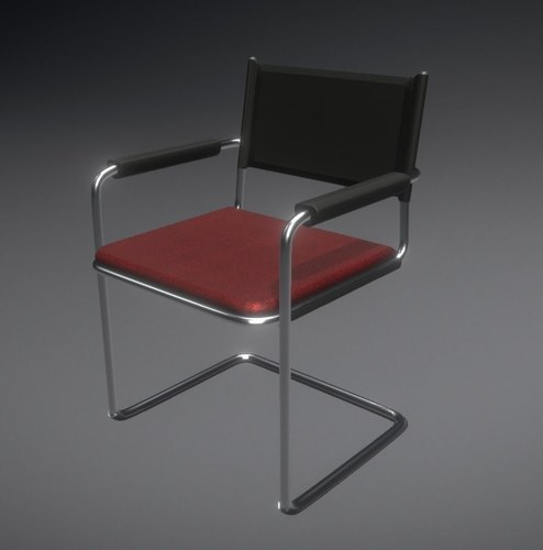 3ds chair waiting room
