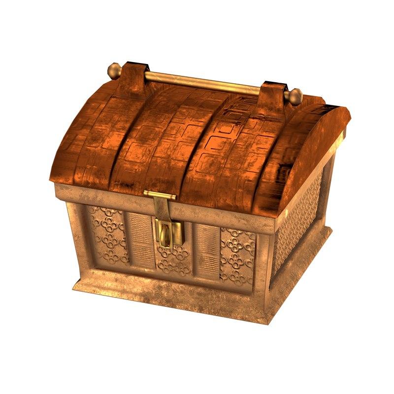 fbx treasure chest