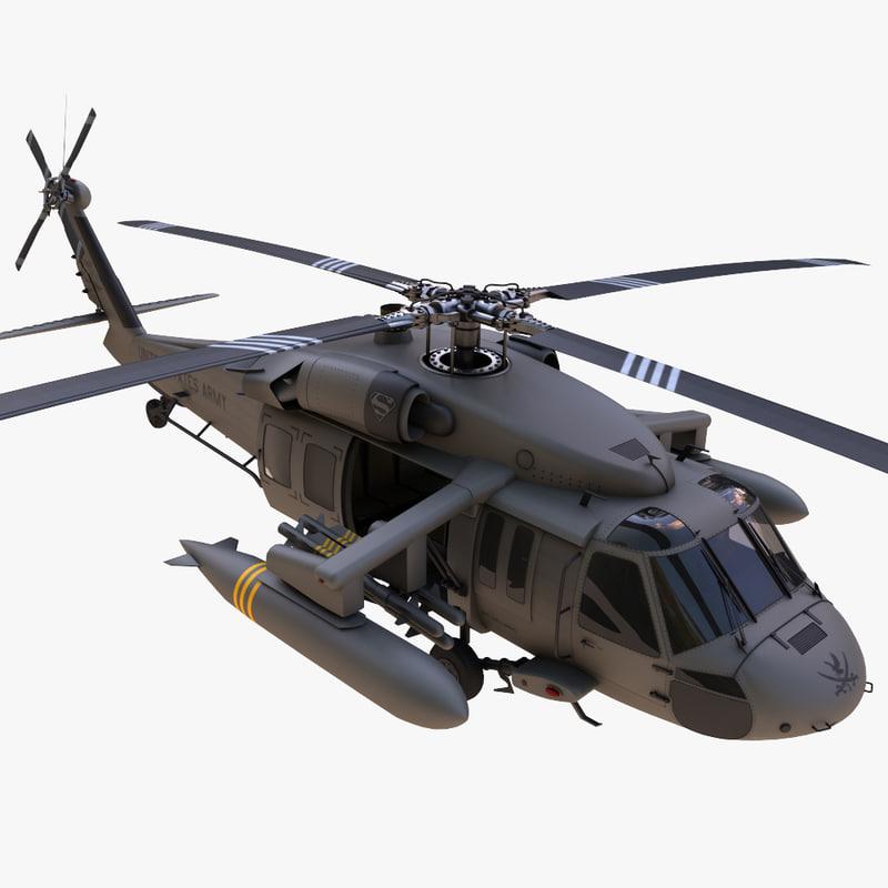 max sikorsky uh-60 black hawk
