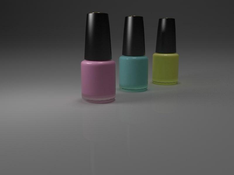 nail polish 3ds