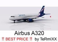 Airbus A320 Aeroflot