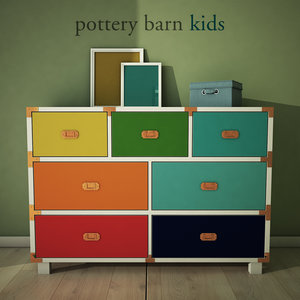 3ds potterybarn gemma campaign extra