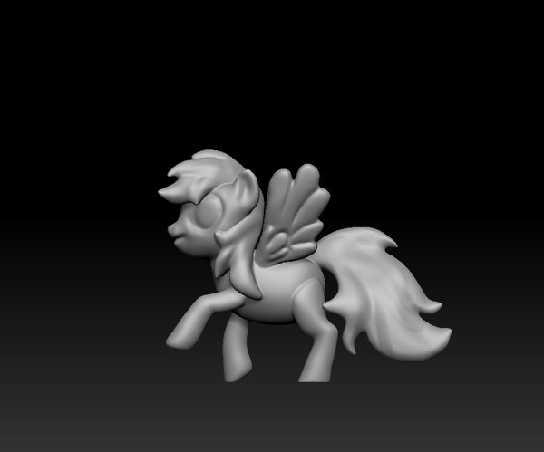 3d art characters model