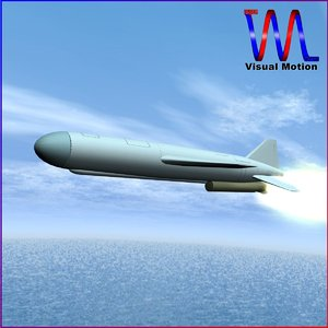 3d north cruise missile