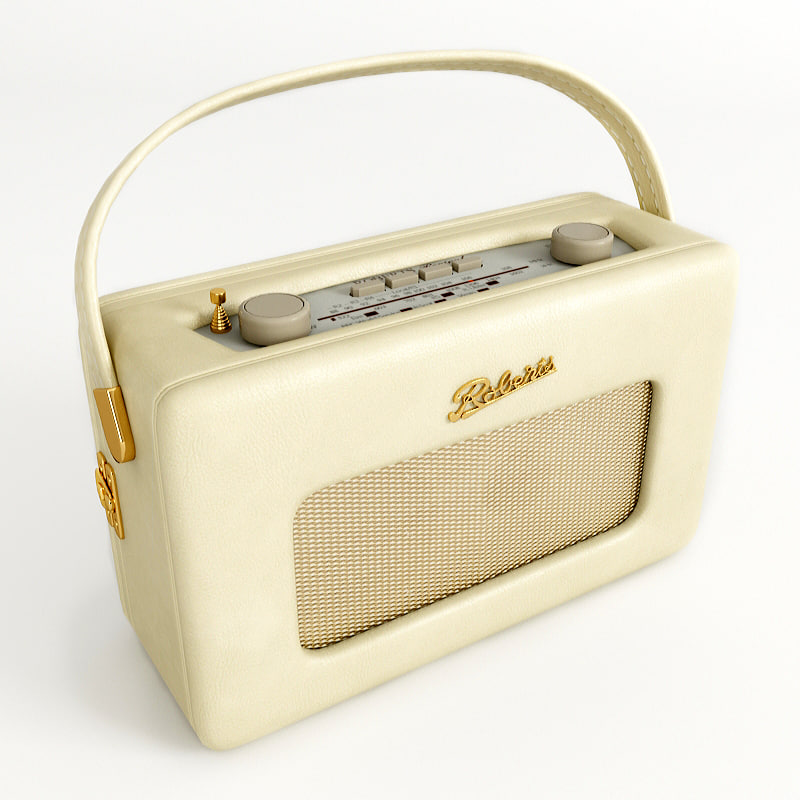 max roberts radio