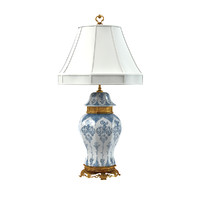 3ds luxury table lamp