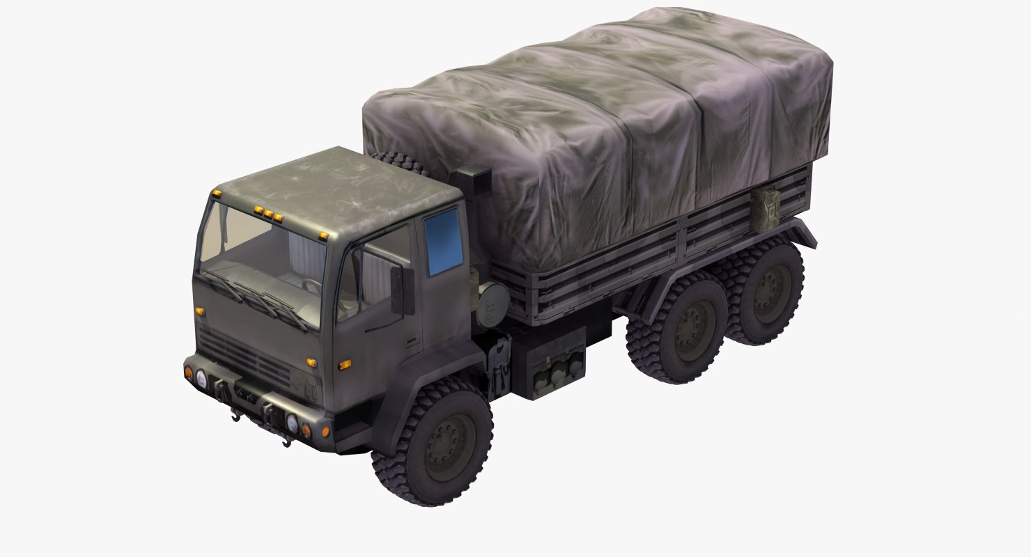 m1083 truck army max