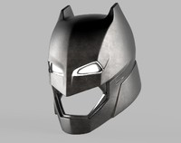 Batman Armor Helmet (Batman v Superman)