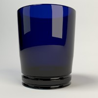 3d model of drink glass
