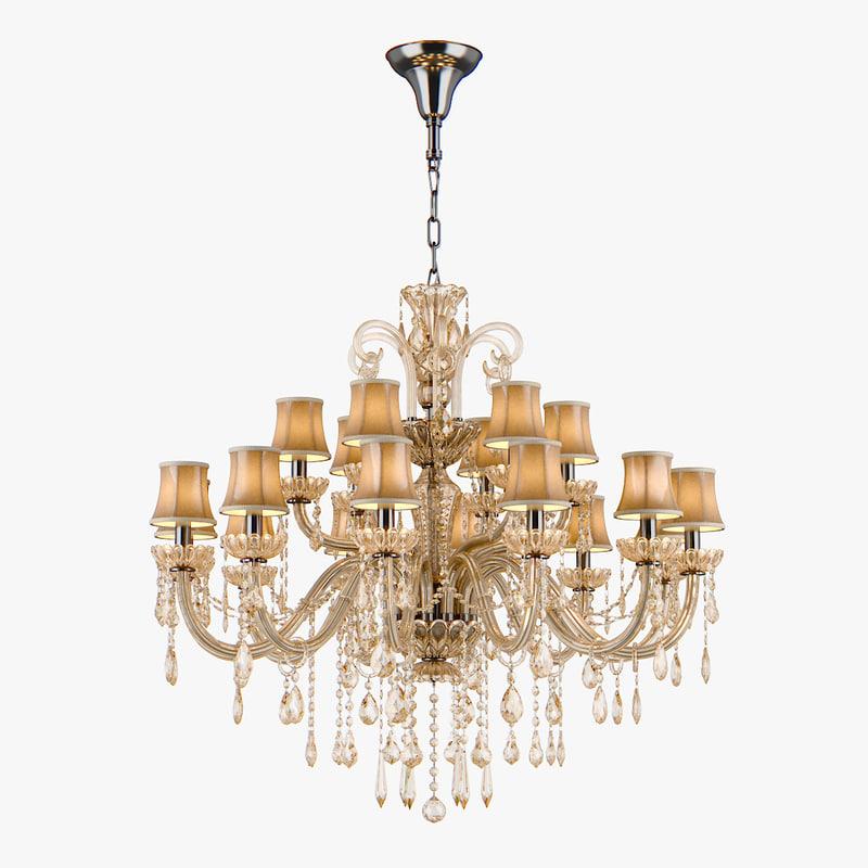 3d chandelier 715187 md89055 12
