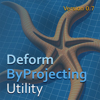 DeformByProjecting Utility