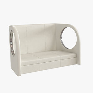 enterprise sofa ipe cavalli 3d max