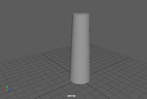 concrete stump fbx free