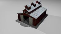 American Red Barn