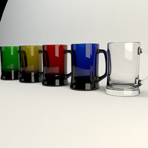 max drink glass colors