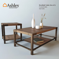 dexifield table decor 3d model