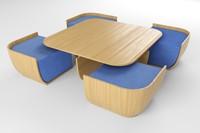 cappellini anemos 3d model