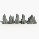 Granite 3D models