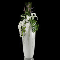3d model exotic arrangement
