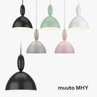 3d muuto mhy lamp