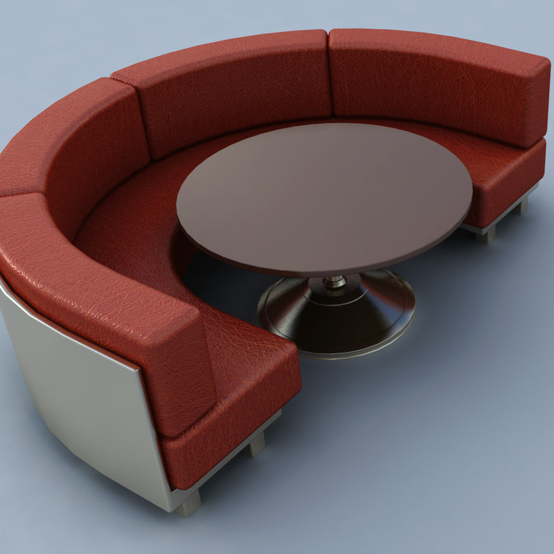 max rounded armchair