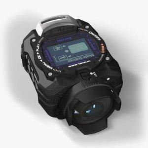 3d camera ricoh wg m1