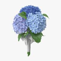 Hydrangeas - Bouquet