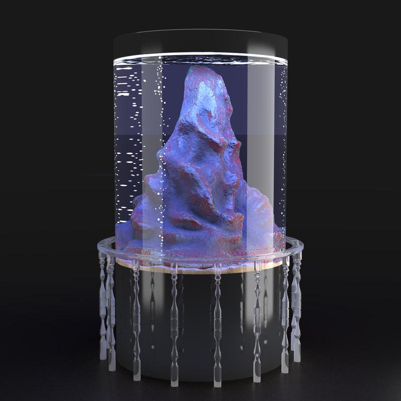 aquarium rock max