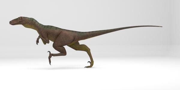 raptor 3d 3ds