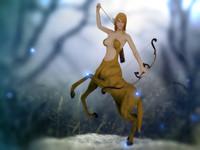 female centaurs max