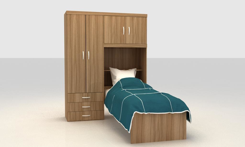 max bed single