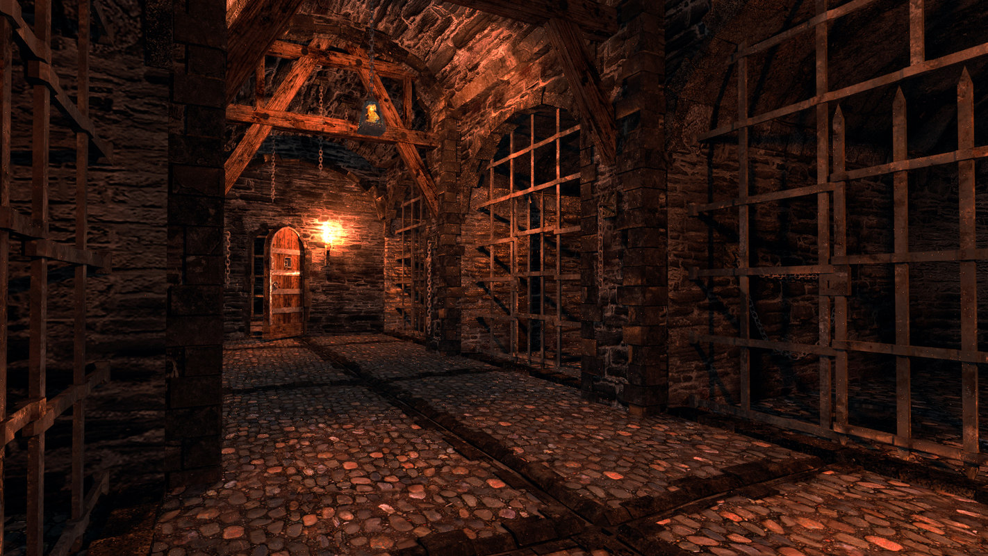 medieval dungeon 3d 3ds