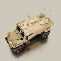 force ocelot foxhound lppv 3d obj