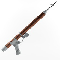 3d spear gun