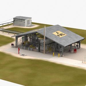 fbx hypergolic fuel farm