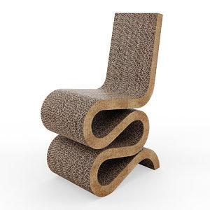 max vitra wiggle chair
