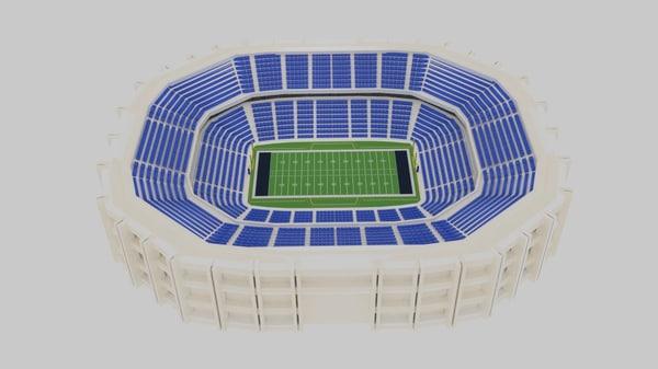 superbowl stadium 3d 3ds