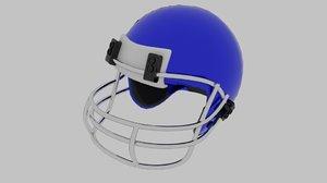 superbowl helm 3d model