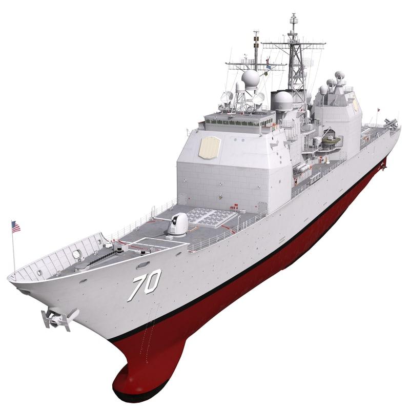 max ticonderoga class cruiser lake erie