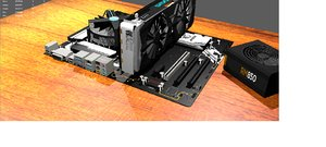 ma computer assembly process