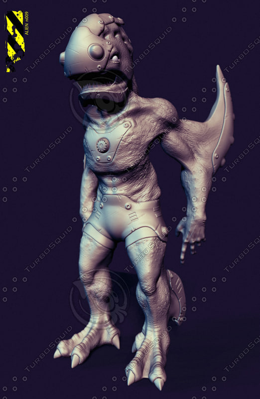 3ds zbrush