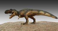 t-rex animation 3d obj