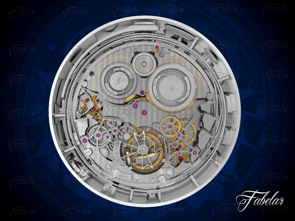 watch 31 3d model