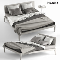 PIANCA SPILLO BED