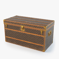 louis vuitton trunk max