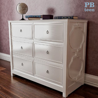 Pottery Barn Elsie Wide Dresser