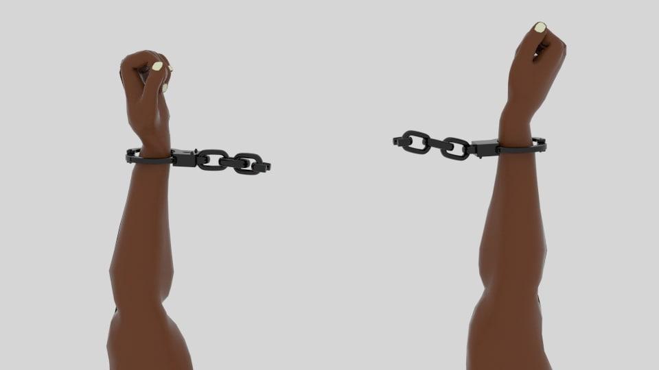 3d 3ds emancipation hand