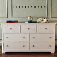 Pottery Barn Shelby Dresser + Hutch